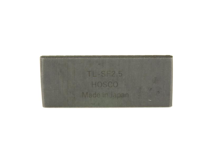 Hosco Saddle Slot File TL-SF2.5