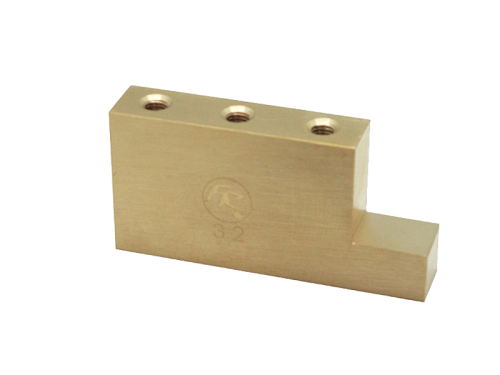 FLOYD ROSE Original Fat Brass L Block 32mm