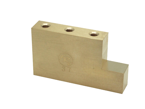 FLOYD ROSE Original Fat Brass L Block 37mm