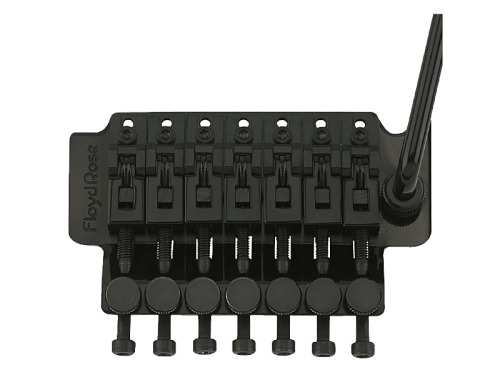 FLOYD ROSE Original Tremolo FRTS200 7str (BK)
