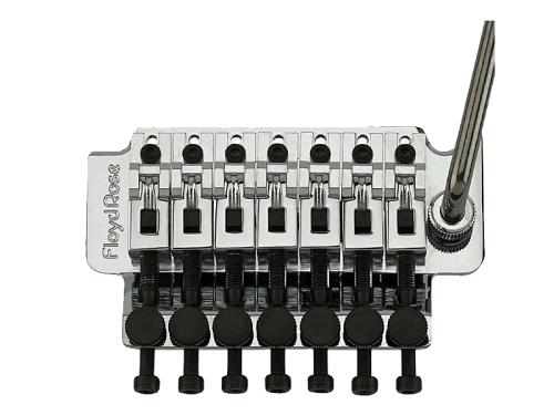 FLOYD ROSE Original Tremolo FRTS100 7str (CR)