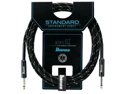 IBANEZ SI10-BG guitar cable (3,05m)