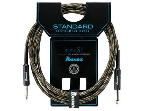 IBANEZ SI10-CGR guitar cable (3,05m)