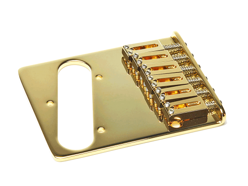 GOTOH GTC202 Tele style guitar bridge (GD)
