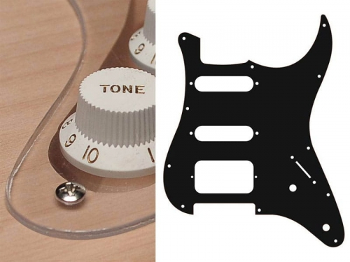 BOSTON ST-122 SSH guitar pickguard (TR)