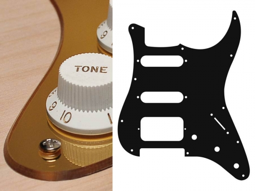 BOSTON ST-223 SSH guitar pickguard (MRG)