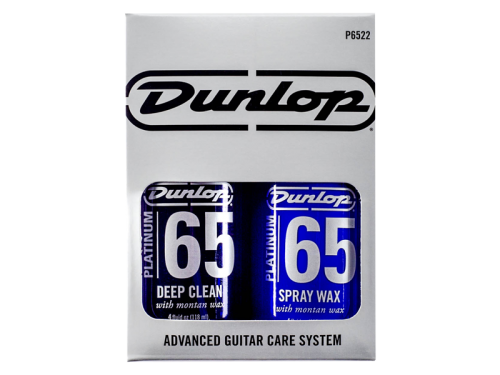 DUNLOP Platinum Care clean/spray wax twin pack.