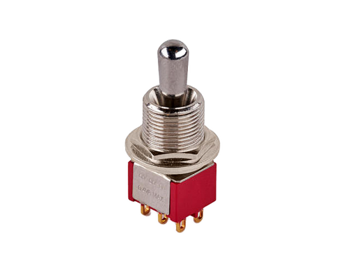 MEC 80018 DPDT on-on-on maxi toggle switch (CR)