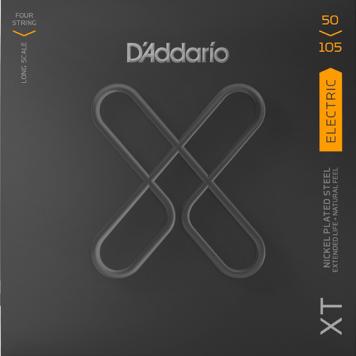 D'ADDARIO XTB Nickel Wound (50-105)