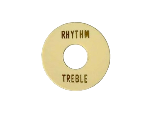 HOSCO Rhythm/Treble toggle switch plate (IV)