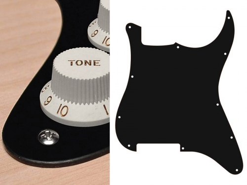 BOSTON ST-100 guitar pickguard (BM)
