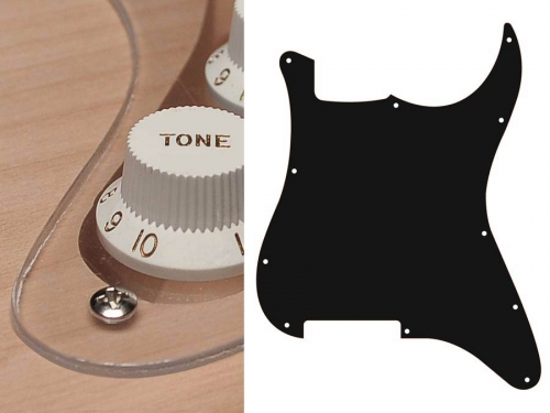 BOSTON ST-100 guitar pickguard (TR)
