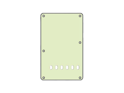 BOSTON BP-313 ST-style Backplate (MG)