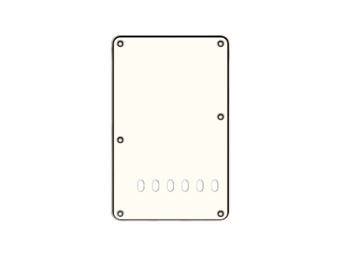 BOSTON BP-313 ST-style Backplate (VW)
