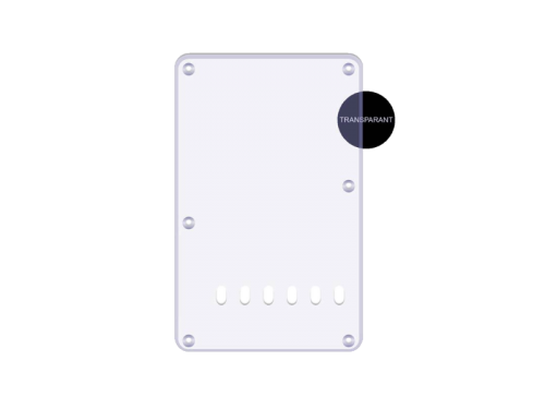 BOSTON BP-113 ST-style Backplate (TRA)