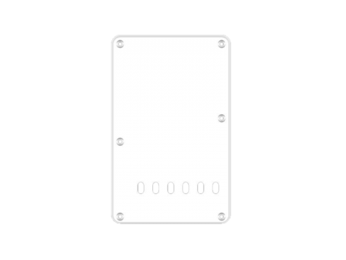 BOSTON BP-113 ST-style Backplate (WH)