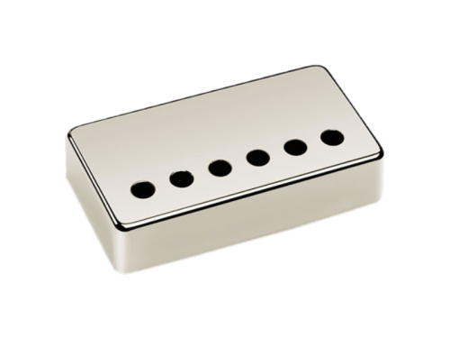SCHALLER Bridge humbucker cover (N)