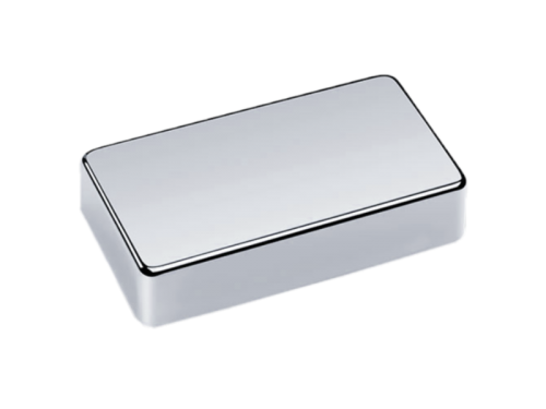SCHALLER Closed humbucker cover (CR)
