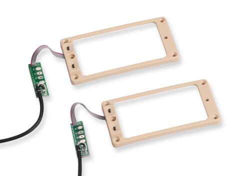 SEYMOUR DUNCAN STS-2 switching mounting ring set (CRE)