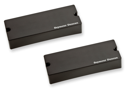 SEYMOUR DUNCAN ASB-BO-5 Bass Blackouts (set)