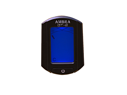 AMBRA GT-2 chromatic, clip-on tuner.