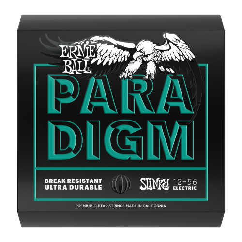 ERNIE BALL 2026 Paradigm strings (12-56)