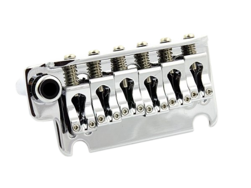 GOTOH 510TS-BS1 large steel block tremolo (CR)