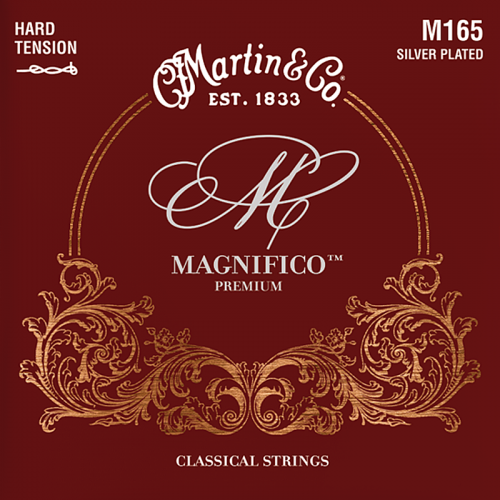 MARTIN M165 Classical Magnifico guitar strings