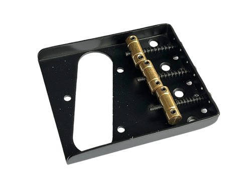 VPARTS TLB1B guitar bridge (BK)