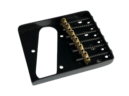 VPARTS TLB-2B guitar bridge (BK)