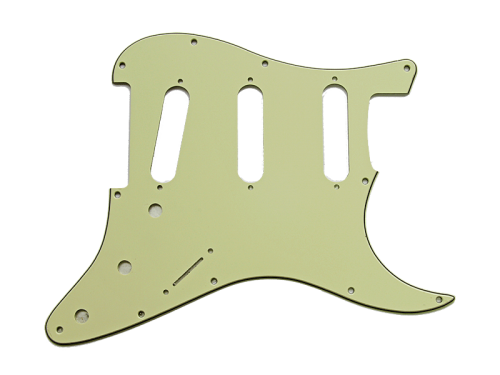 VPARTS PG-S1 ST-style pickguard (MG)