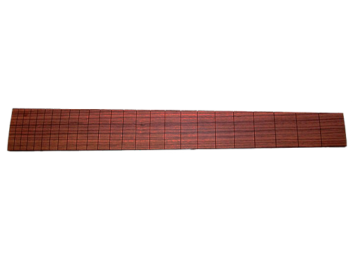 "Rosewood slotted fingerboard (25,5"")"