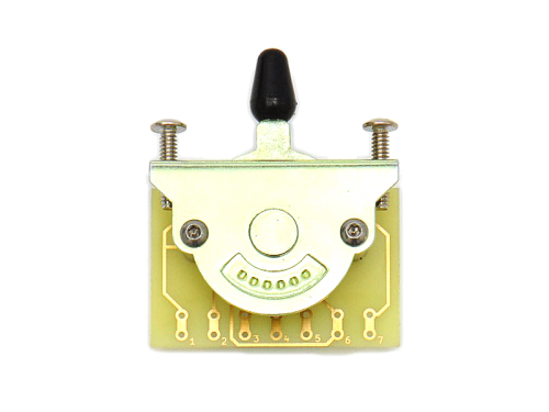 GOELDO EL008 5-way switch (Megaswitch P)