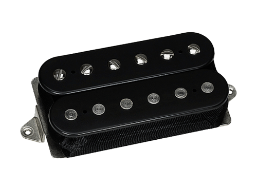 DIMARZIO DP257FBK Illuminator (F-Spaced,Bridge,BK)
