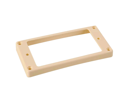 BOSTON HCS7090 Humbucker Mounting Pickup Ring - curved bottom (IV)