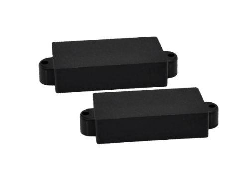 BOSTON PPC-25 P.Bass pickup covers (BK)