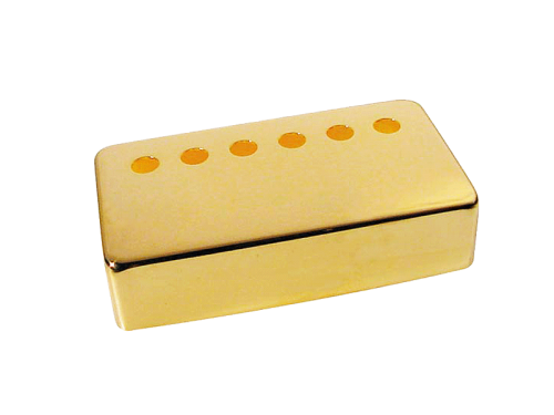 BOSTON HPC-10-F metal humbucker cover (GD, 9,5mm)