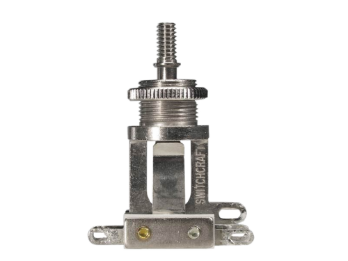 SWITCHCRAFT short 3 way toggle switch (N)