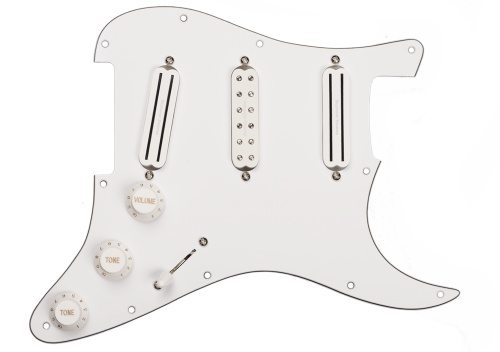 SEYMOUR DUNCAN  Dave Murray Pickguard (WH)