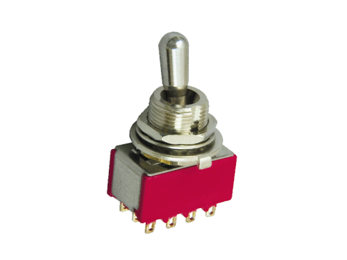 DIMARZIO EP1111 4PDT mini toggle switch On-On-On