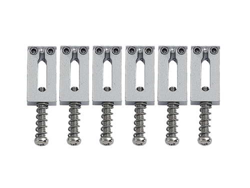 GOTOH S12 guitar bridge saddle set (CR)