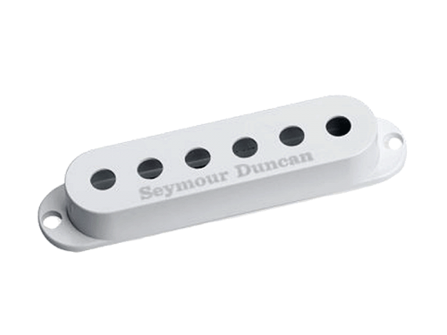 SEYMOUR DUNCAN Logo Cover (WH)