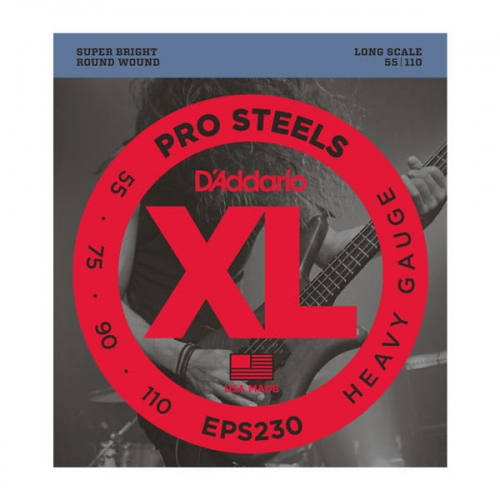 D'ADDARIO ProSteels EPS230 (50-110)