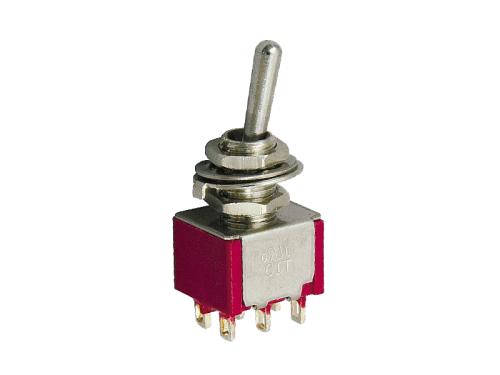 DIMARZIO EP1107 mini toggle switch On-Off-On
