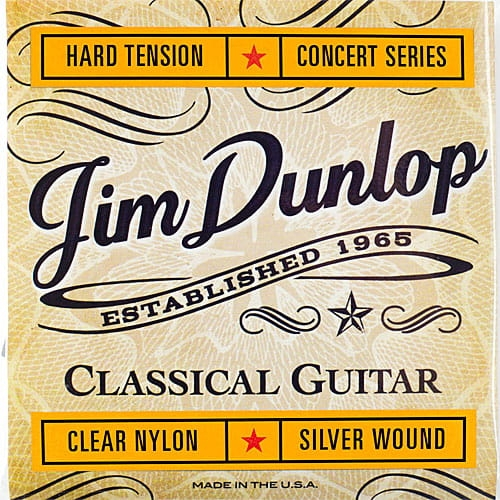 DUNLOP Classical Concert High strings