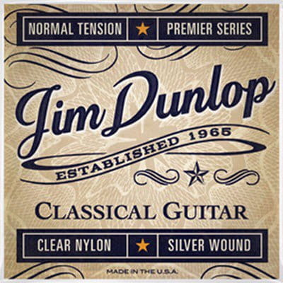 DUNLOP Classical Premiere Normal strings